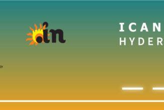 ICANN 57 en Hyderabad en la INDIA.