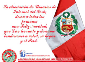 FELIZ NAVIDAD A TODOS LOS USUARIOS DE INTERNET DEL PERÚ Y DEL MUNDO