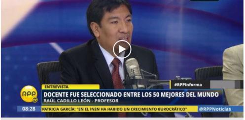 Más COMPETENCIAS DIGITALES para los maestros del Perú!