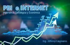Internet en el Perú y el Mundo, su importancia estratégica y económica.