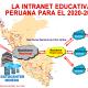La INTRANET EDUCATIVA PERUANA